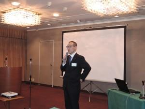 野村先生による特別講演1