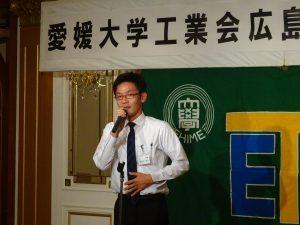 H9院機械工学科 長谷川さん